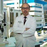 دكتور إبراهيم سعيدات عيون في شارع الجاردنز عمان
